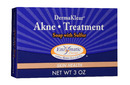 DermaKlear, Akne Treatment, Sulfur Soap, 3oz