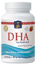 DHA, 500mg, Strawberry, 90 Softgels