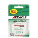 Johnson & Johnson- Dental Floss, Waxed, Mint (55 yards)
