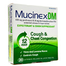 DM, Expectorant/Cough Suppressant, 600mg/30mg, 20 Tablets