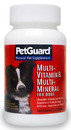 PetGuard- Dog Multi Vitamin And Mineral, 50 tablets