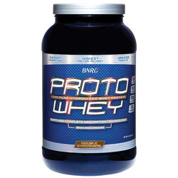 BNRG- Proto Whey, Double Chocolate, 2lbs