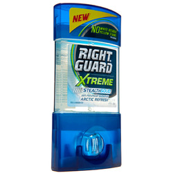 Right Guard- Deodorant & Anti-Perspirant, Xtreme Arctic Fresh, 2oz