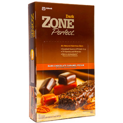 Zone Perfect- Double Dark Chocolate Caramel Pecan (12 pack)