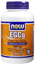 Now Foods- Egcg, Green Tea Extract, 400mg, 180 vegetarian capsules