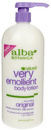 Emollient Body Lotion, Unsceneted, 32oz