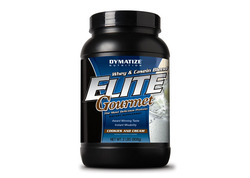 Dymatize- Elite Gourmet, Cookies & Cream, 2lbs