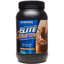 Dymatize- Elite Gourmet, Swiss Chocolate, 2lbs