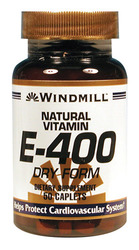 Windmill- E-400 IU (Natural), 50 Softgels