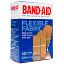 Flex Fabric Ahdesive Bandages, Assorted Sizes (30 count)