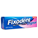 Fixodent- Dental Adhesive Cream, 1.4oz