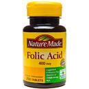 Folic Acid 400mcg, 250 Tablets