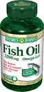 Fish Oil, 1200mg, 100 softgels
