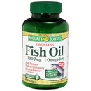 Nature's Bounty- Fish Oil Odorless (Enteric Coated), 1000mg, 100 softgels
