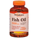 Fish Oil, Cholesterol-Free, 1000mg, 120 softgels
