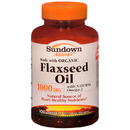 Flax Oil, 1000mg, 100 softgels