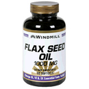 Flaxseed Oil, 1000mg, 60 Softgels