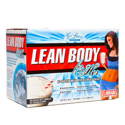 Labrada Nutrition- Lean Body For Her, Vanilla (20 pack)