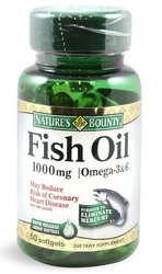 Nature's Bounty- Fish Oil, 1000mg