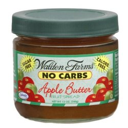 Walden Farms- Fruit Spread, Apple Butter, 12oz