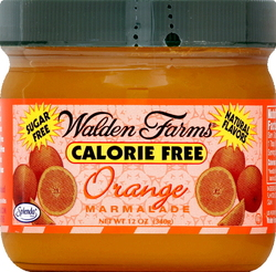 Walden Farms- Fruit Spread, Orange Marmalade, 12oz