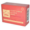 Goat's Milk & Chai Soap, 5oz, 141 grams