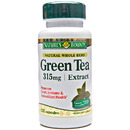 Green Tea Extract, 315mg, 100 capsules (contains EGCG)