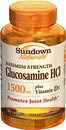 Glucosamine HCl, 1500mg with Vitamin D3, 60 caplets