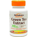 Green Tea Extract (Standardized), 300mg, 50 capsules