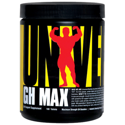 Universal Nutrition- GH Max 180's, 180 tablets