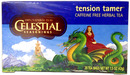 Herb Tea, Tension Tamer, 20 bags