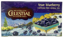 Herb Tea, True Blueberry, 20 bags