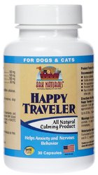Ark Naturals- Happy Traveler, 30 capsules