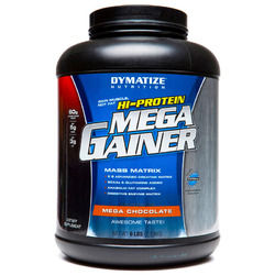 Dymatize- High Protein Gainer, Chocolate, 6lbs