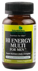Futurebiotics- HI Energy Multi For Men, 60 tablets