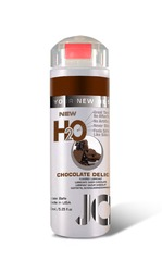 System JO- H2O Flavored Lubricant, Chocolate Delight, 5.5oz