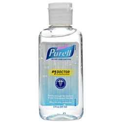 Purell- Hand Sanitizer, Original, 2oz