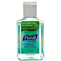 Purell- Hand Sanitizer with Aloe, 2oz