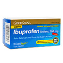 Ibuprofen Brown Caplet 200mg, 100 Caplets