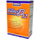 Instant Energy B-12, 2000mg (75 packets)