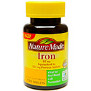 Iron 65mg, 180 Tablets