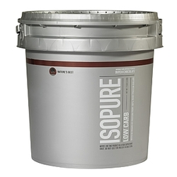 Nature's Best- Isopure Low Carb, Dutch Chocolate, 7.5lbs