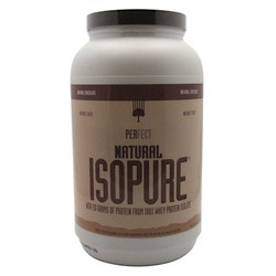 Nature's Best- Isopure, Natural Chocolate, 3lbs