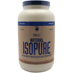 Nature's Best- Isopure, Natural Vanilla, 3lbs