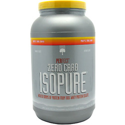 Nature's Best- Isopure, Pineapple Orange Banana, 3lbs