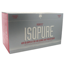 Nature's Best- Isopure, Strawberry  (20 pack)