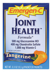 Emergen-C- Joint Health, Tangerine (30 pack)