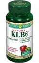 KLB6, 100 softgels