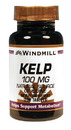 Kelp, 100mg, 200 Tablets