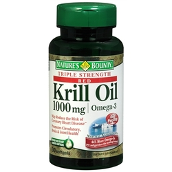 Nature's Bounty- Krill Max (ultimate source of Omega-3), 30 softgels